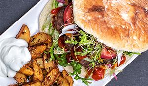 MANU-Spezial-Burger